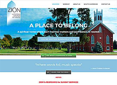 web-zion-lutheran-church